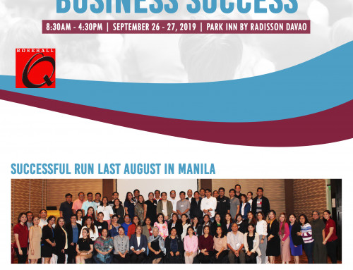 Hands-on Approaches to Sustained Business Success