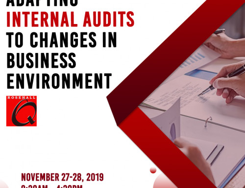9TH ANNUAL AUDITORS TRAINING SERIES