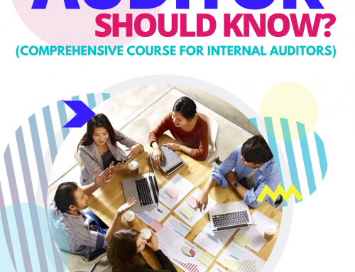 WHAT EVERY AUDITOR SHOULD KNOW?