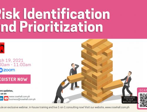 Risk Identification and Prioritization
