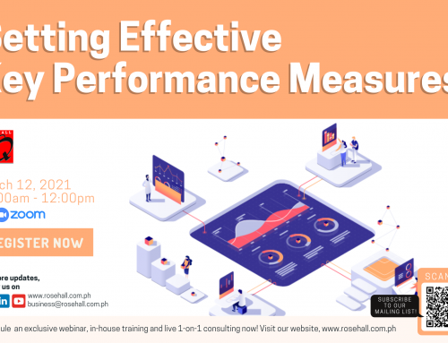 Setting Effective Key Performance Measures