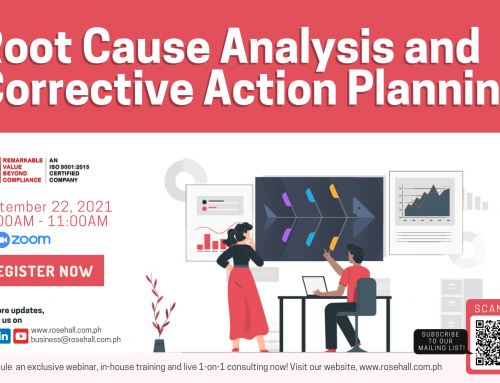 Root Cause Analysis and Corrective Action Planning