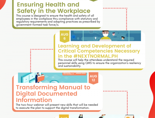 ROSEHALL WEBINAR SERIES |  Building A Resilient Organization through QMS in the #NextNormal.ph